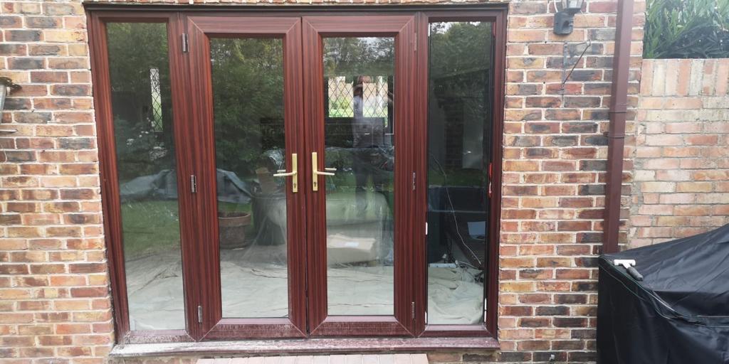 Bi-Fold Door Installation Bishops Stortford
