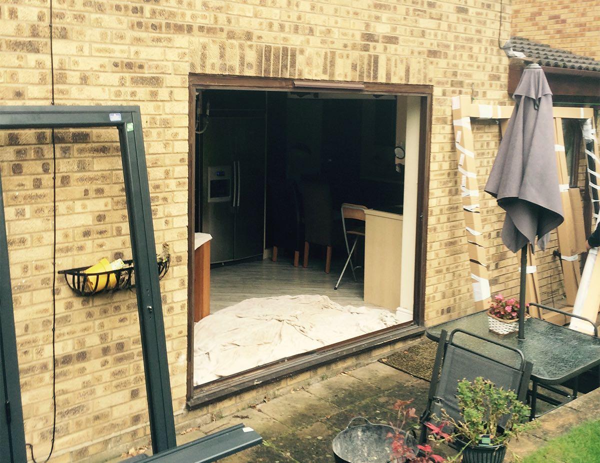 Bi-Fold Doors Saffron Walden