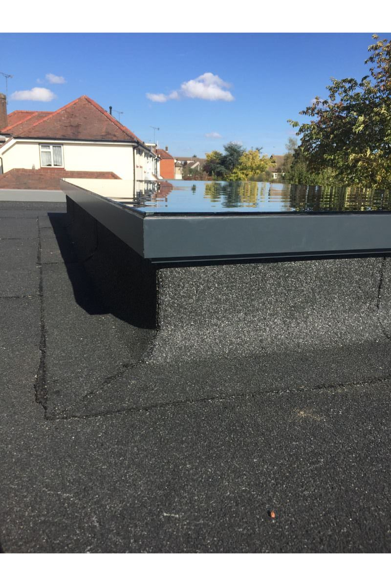 contemporary flat roofs quotes great dunmow